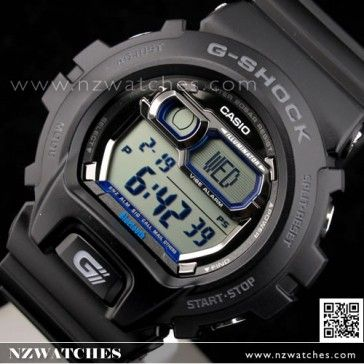 Casio G-Shock Bluetooth v4.0 X-Large Mobile Link Vibrator Watch GB-X6900B-1 8943c81b0