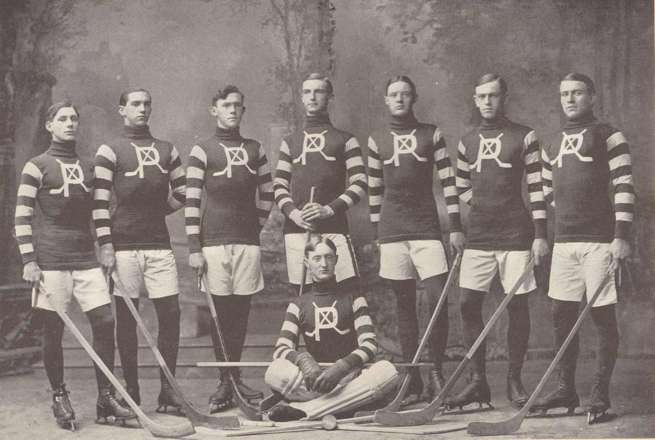37bc1893e6a Pennsylvania Military College ice hockey team (1902)