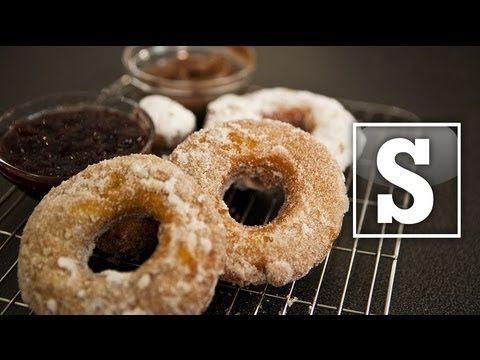 How to Make Doughnuts - SORTED - YouTube