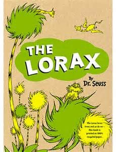 The Lorax is a kid friendly book by Dr. Seuss discussing what happens when the environment is drastically changed, or in this case, what deforestation does to all of the living creatures. This would be a great resource to have when introducing deforestation. It is a book that could tie into any lesson.