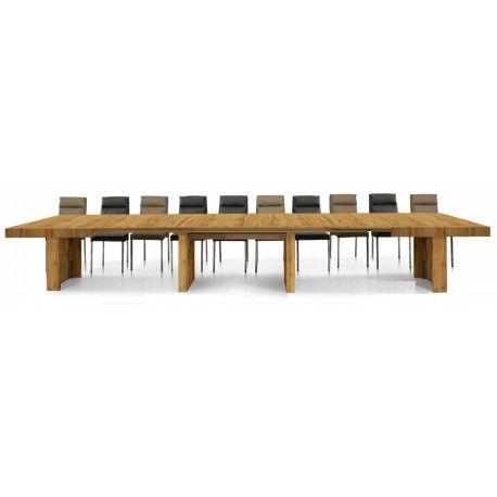 Tavolo allungabile a 480 cm art. t636 nel 2020 Tavolo