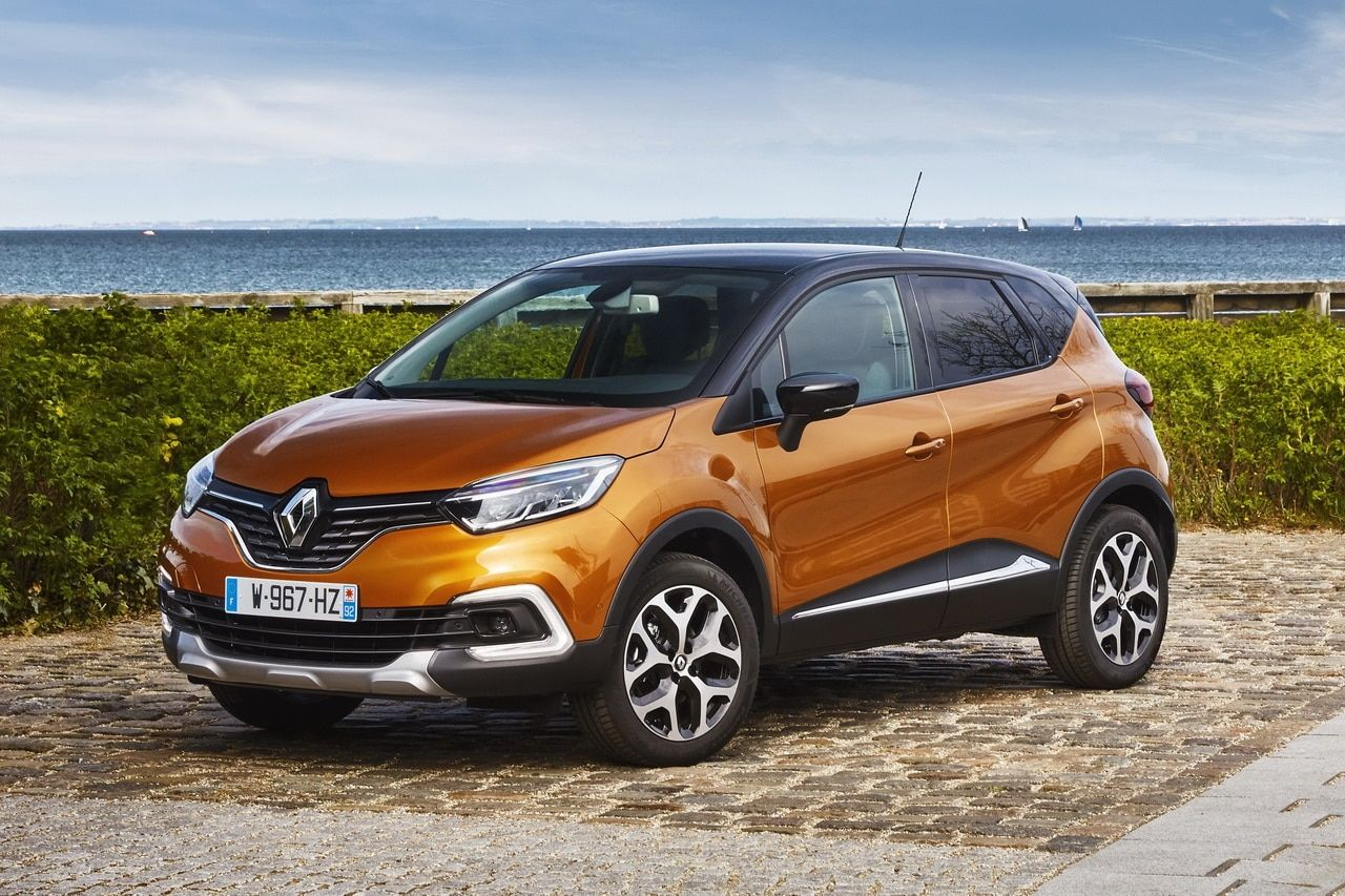 Renault Captur 2017 Le Nouveau Captur En 18 Photos Car Renault