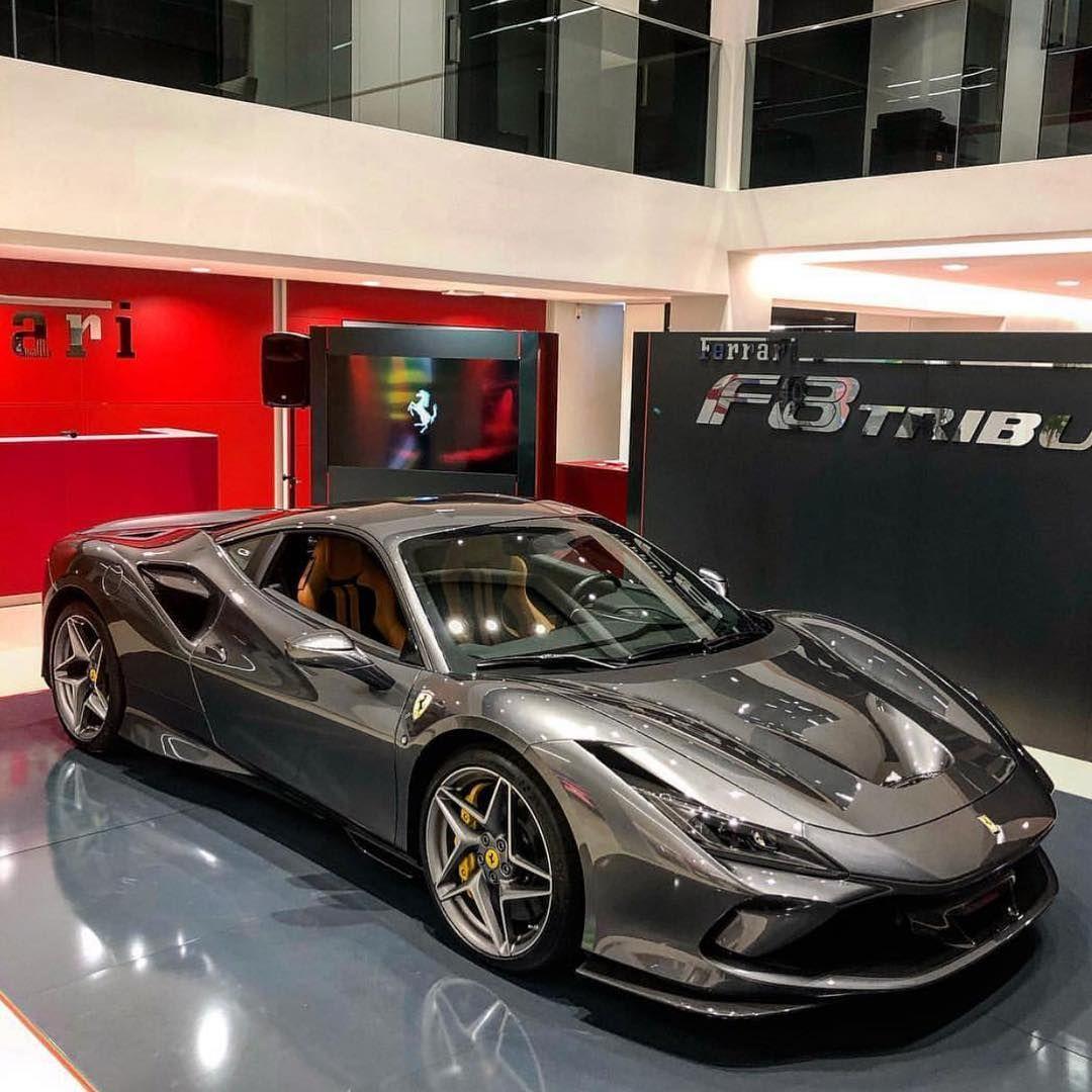 Grigiosilverstone Abi2612 Rossoautomobili Visit Our Online Store For Ferrari Memorabilia F8 Tributo 2019 Rozkishni Avto Avto