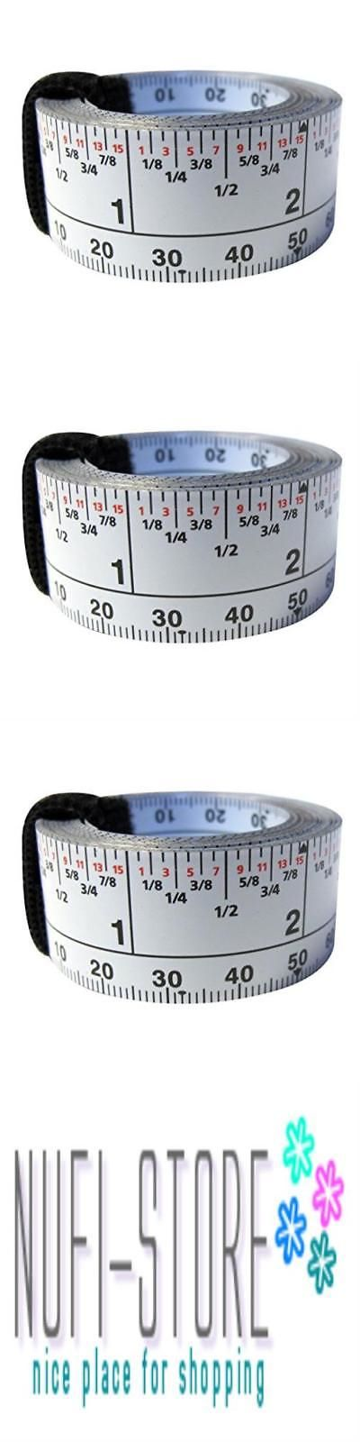 Measuring Tapes And Rulers 29524 Fastcap Self Adhesive 16 Measuring Tape Reversible Left Or Right Read Strong New Buy Ruler Tape Measure Personalized Items