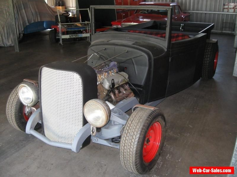 1933 FORD BB PICKUP RATROD #ford #forsale #australia | Cars for Sale ...