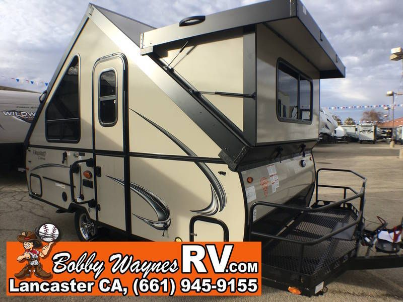 Check Out This 2018 Forest River Flagstaff Hard Side Pop Up