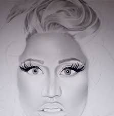 Image result for nicki minaj cartoon drawing nicki pinterest image result for nicki minaj cartoon drawing voltagebd Image collections