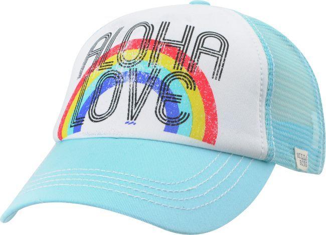 af241e8a Billabong Aloha Love trucker hat #zumiez   Shoes & Accessories ...