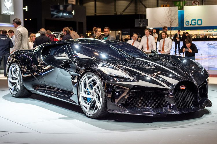 Most Expensive New Car Ever Bugatti Sells For 19m New York Post Bugatti Sports Cars Luxury Luxury Cars