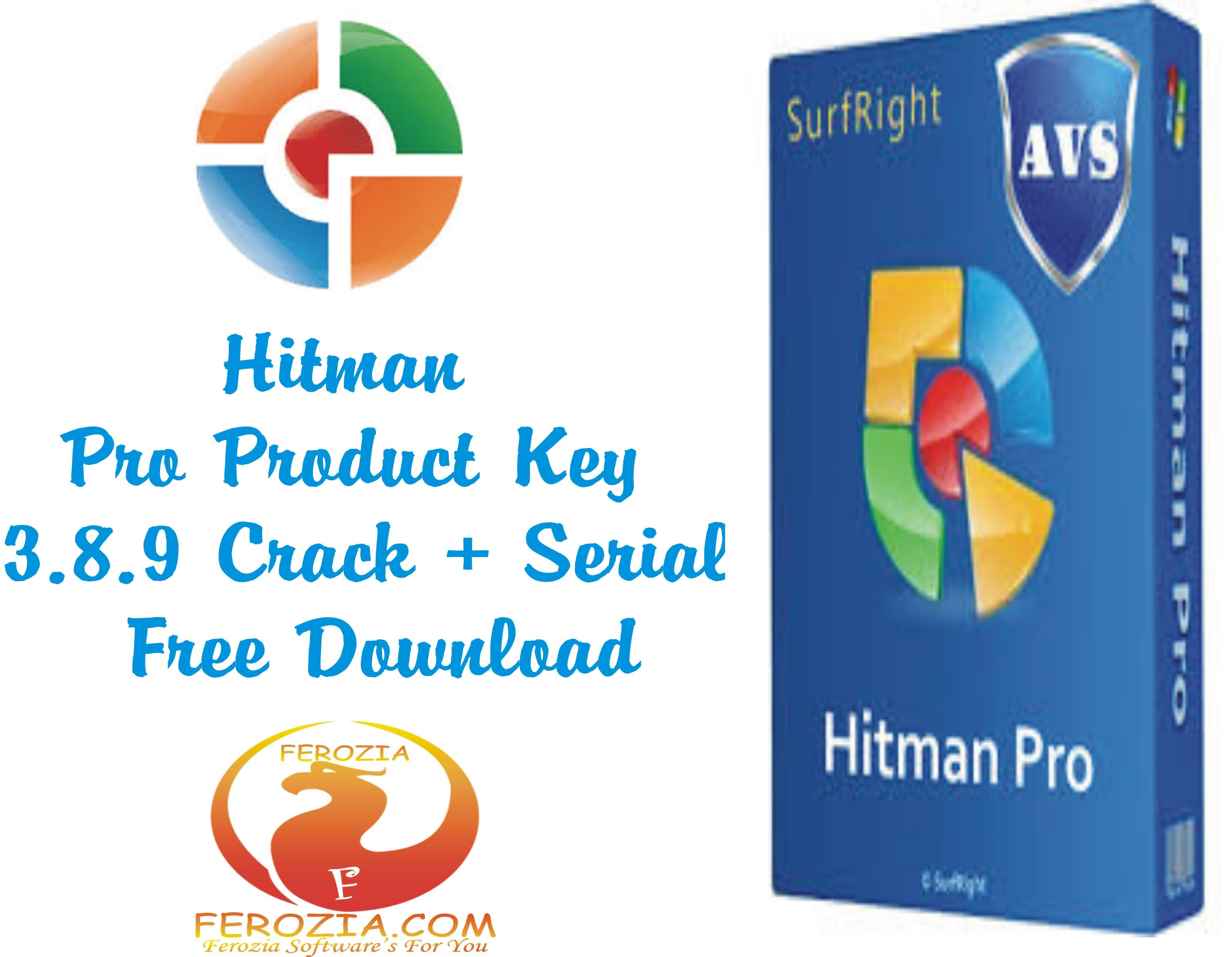 hitman pro product key crack