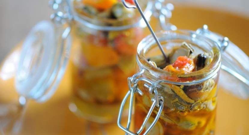 Les verrines salées pour l'apéritif