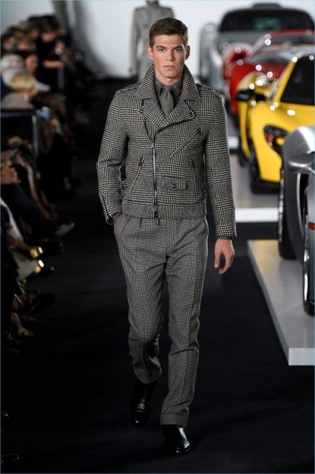 9716159c1c71 Ralph Lauren Gears Up for the Race with Fall  17 Collection
