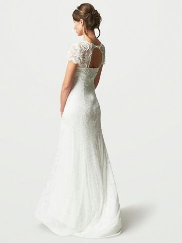 Phase Eight Elizabeth Wedding Dress Ivory House Of Fraser