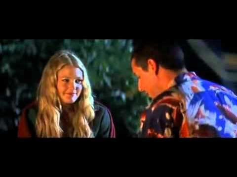 Somewhere over the rainbow from 50 first dates