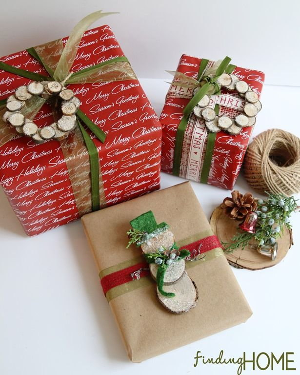 images about Christmas wrapping ideas 2014
