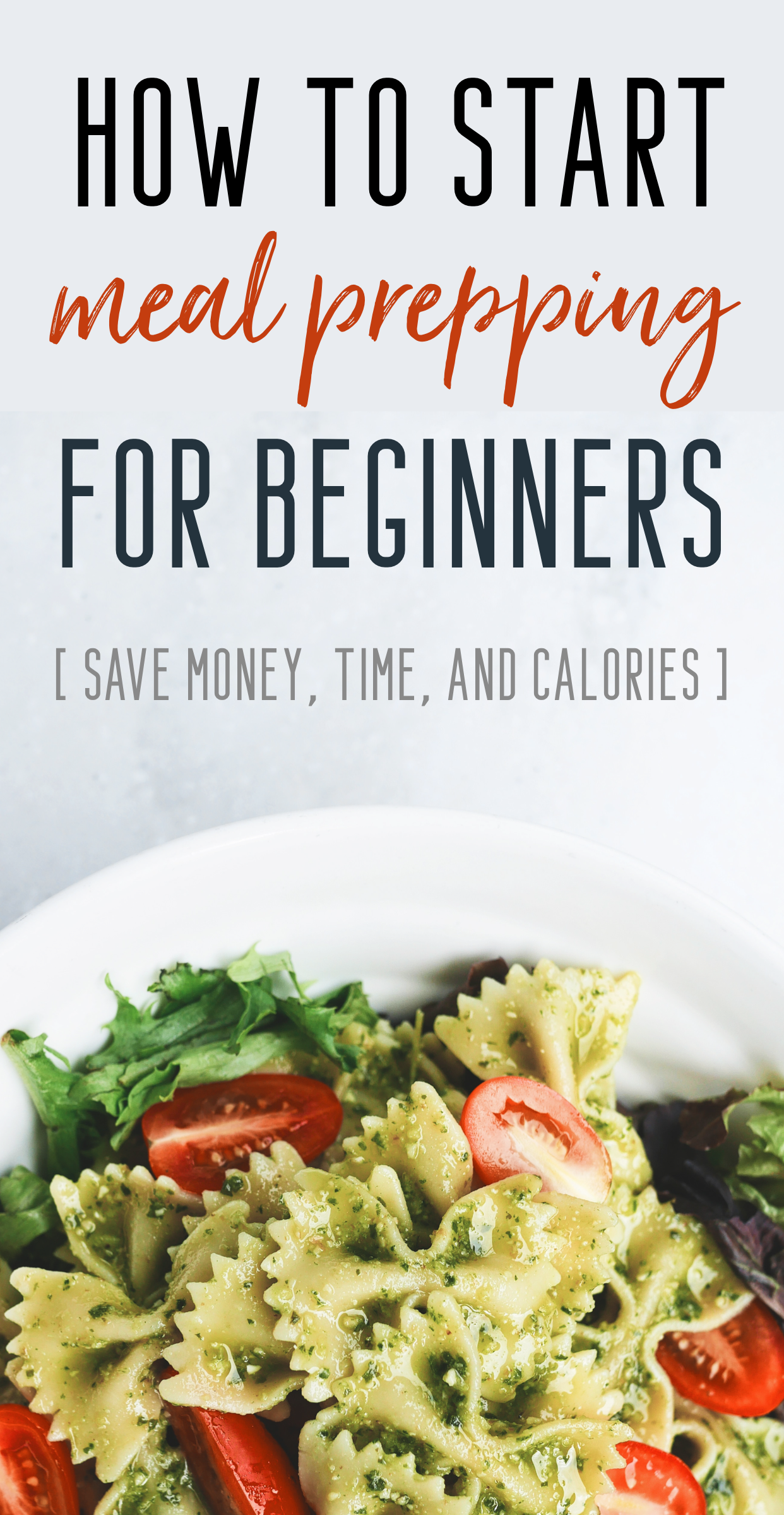 How to Meal Prep for Beginners images