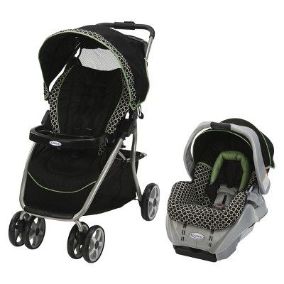Graco DynamoLite Classic Connect ™ Travel System ...