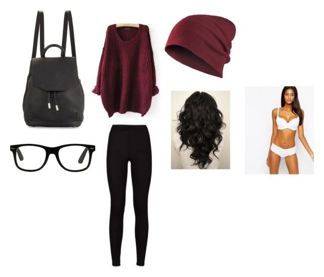 """""""Untitled #90"""" by arianaeaton on Polyvore featuring rag & bone and Pour Moi?"""