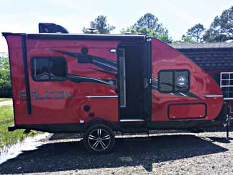 2019 Travel Lite Falcon F20 Travel Trailers Rv For Sale In
