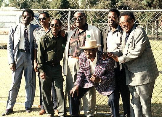 The Muddy Waters Band Blues Music Blues Artists Blues