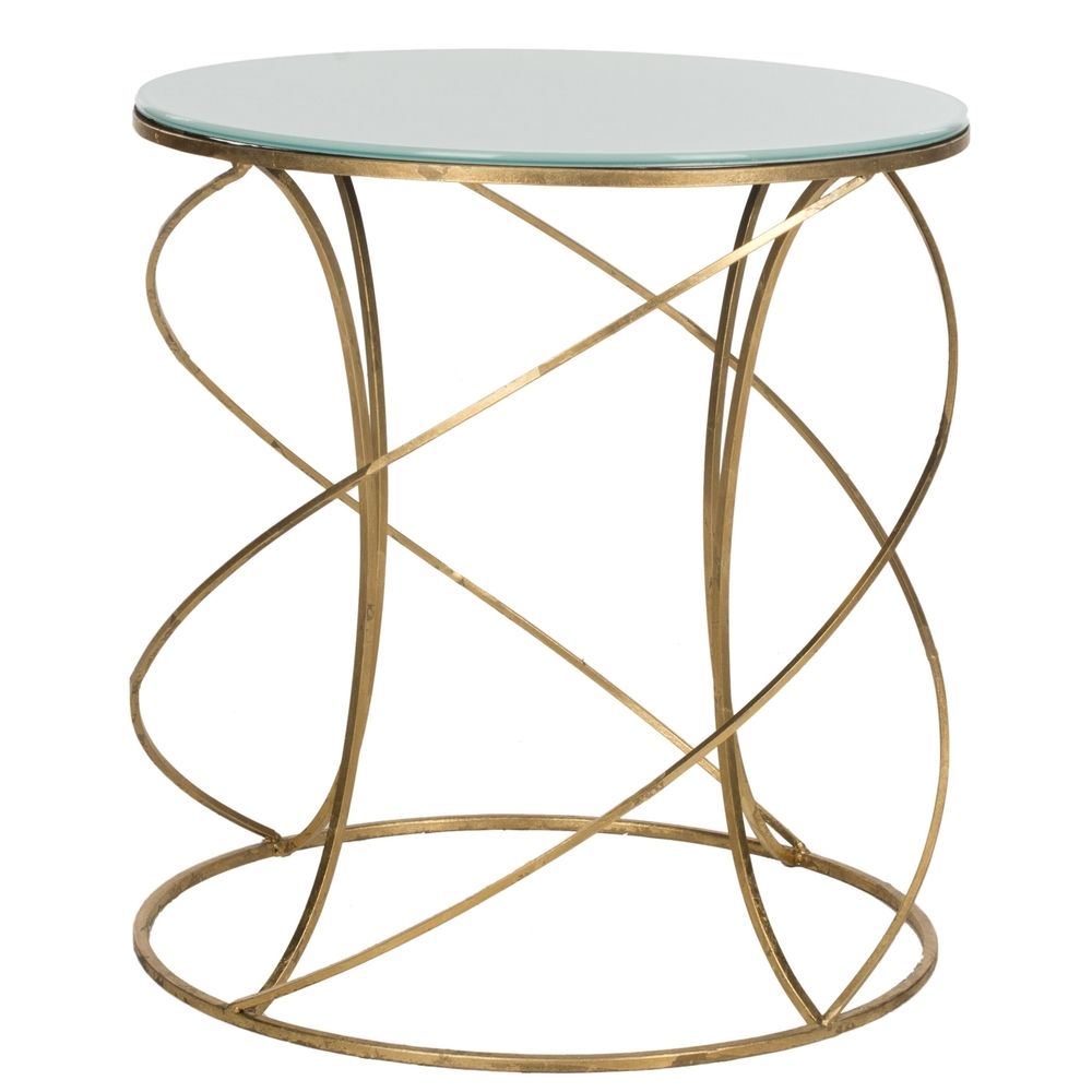 accent brass with hammered side regarding metal antique table x drum stunning sizing tables ideas gold