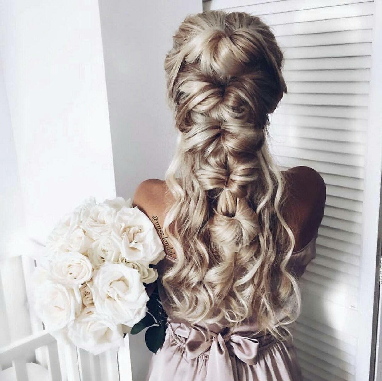 Pin by Христина Кочанковска on Hair <3 | Pinterest | Wedding