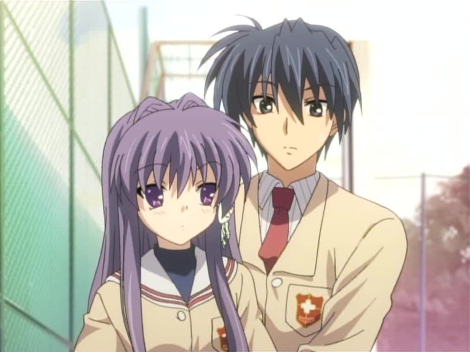 Kyou Tomoya Clannad Anime Clannad After Story