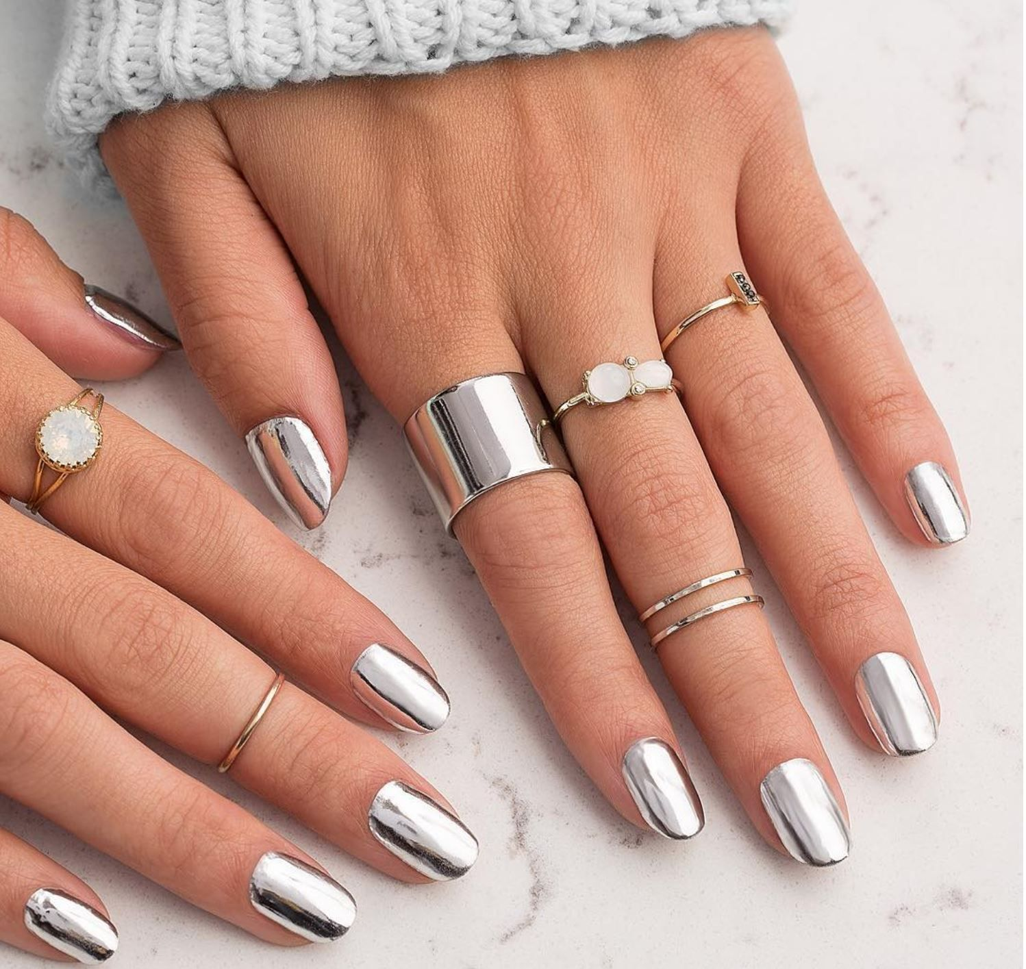 2018 manicure trends for your wedding