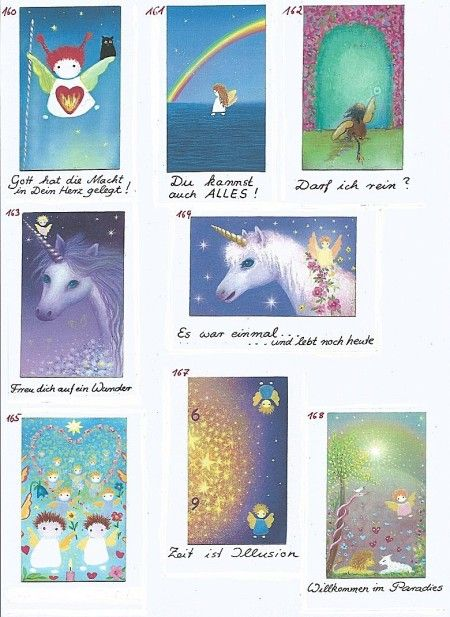 Der kleine Engel Botschaft für die Seele Lichtfunken