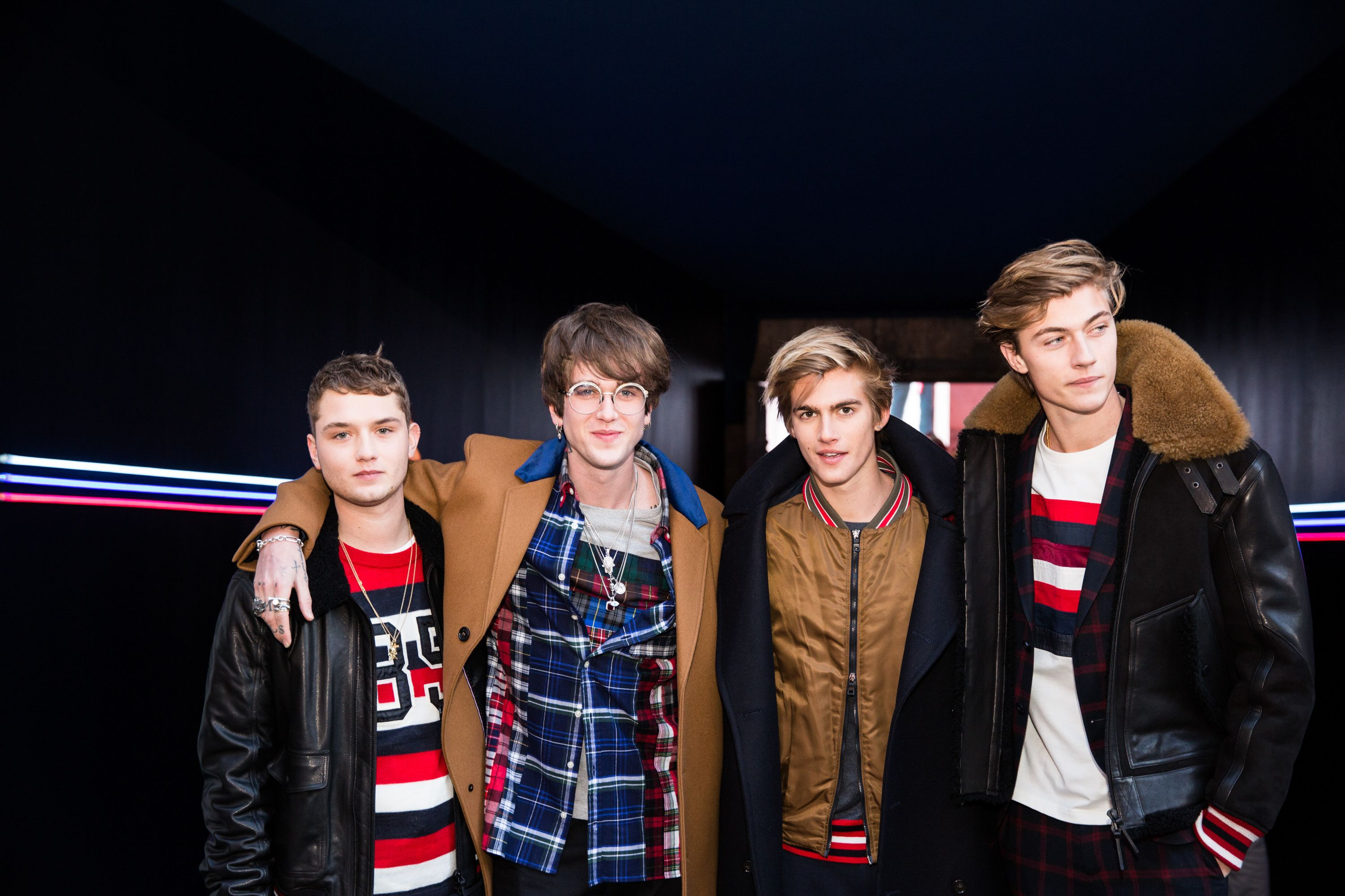 Highlights from Tommy Hilfiger PITTI Florence with Raff