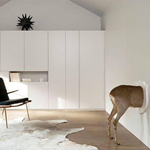 Epingle Par Salome Vt Sur Maison Interieur Et Exterieur Idee Deco Appartement Amenagement Placard Chambre Deco Interieure
