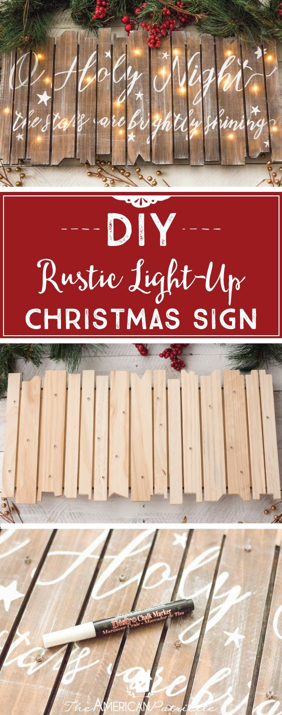 Rustic Christmas Craft Ideas Part - 29: 28 Gorgeous Rustic DIY Christmas Decor Ideas To Bring A Festive Feel To  Your Home