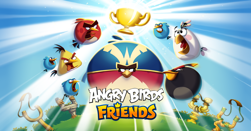 Angry birds friends free game app download free android apps angry birds friends free game app download voltagebd Images