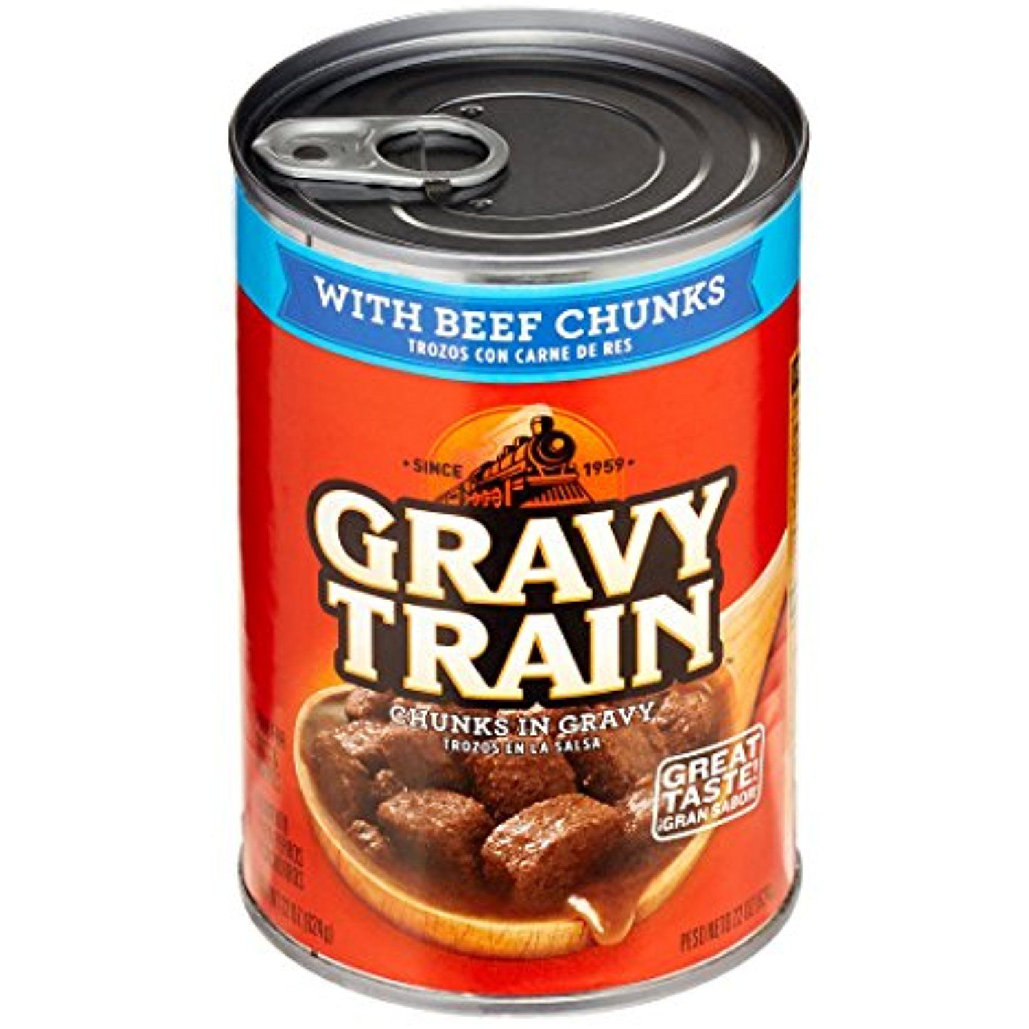 Gravy Train Beef With Chunks Dog Food 22 Oz For You To View