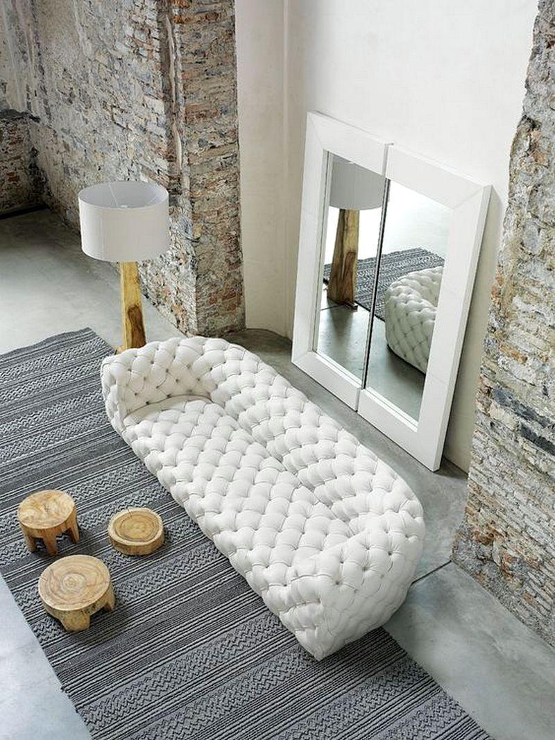 Model Desain Sofa Ruang Tamu Kecil Minimalis Terbaru 2017 Ruang