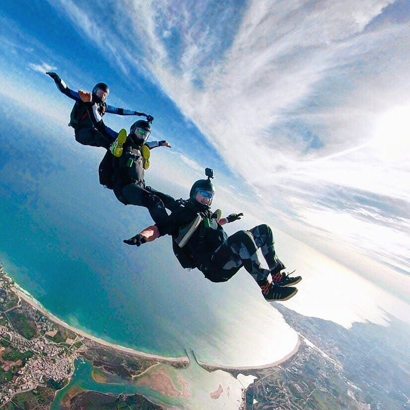 Pin By Jannette Van Der Merwe On Skydive Paragliding In 2020 Paragliding Skydiving Portimao