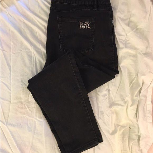 Michael Kors Stretch Denim Jeans Michael Kors Stretch Denim jeans in good condition. Michael Kors Jeans Straight Leg