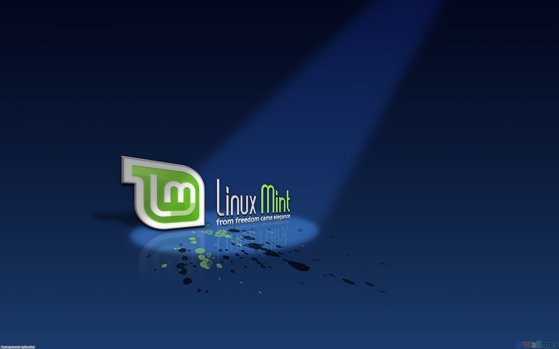 Fondos pantalla linux mint