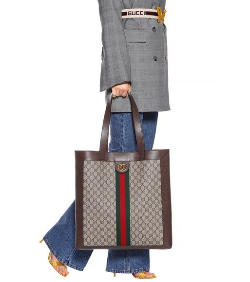 8eee124c2ace Gucci - Ophidia GG Supreme Large tote - mytheresa.com | B a g s ...