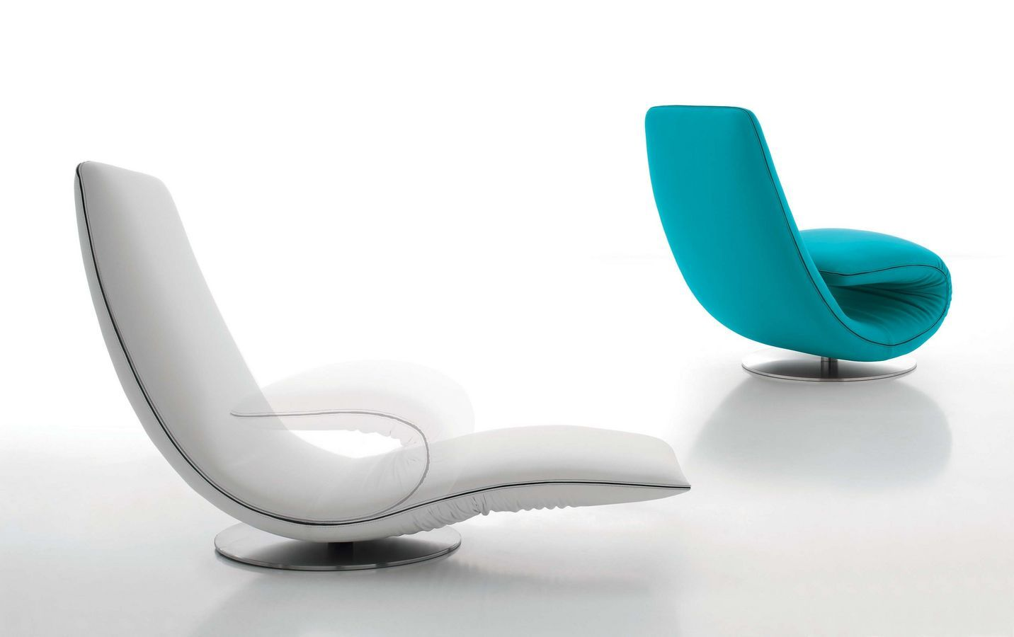 Original design lounge chair ricciolo by tonin casa tonin for Casa chaise longue