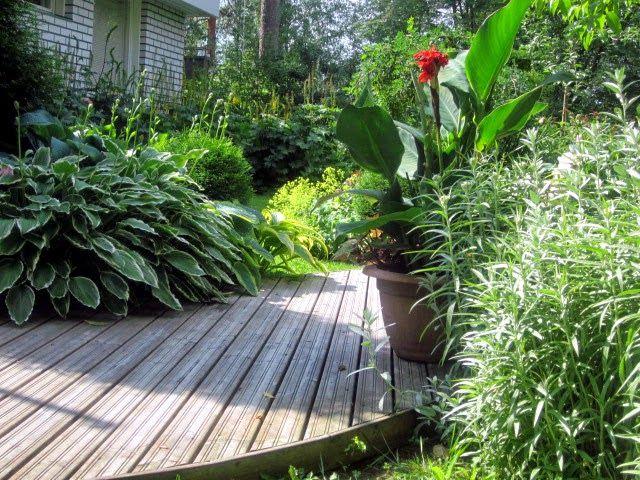 Konnadonna - kotona ja puutarhassa: Kotimaan matkailua