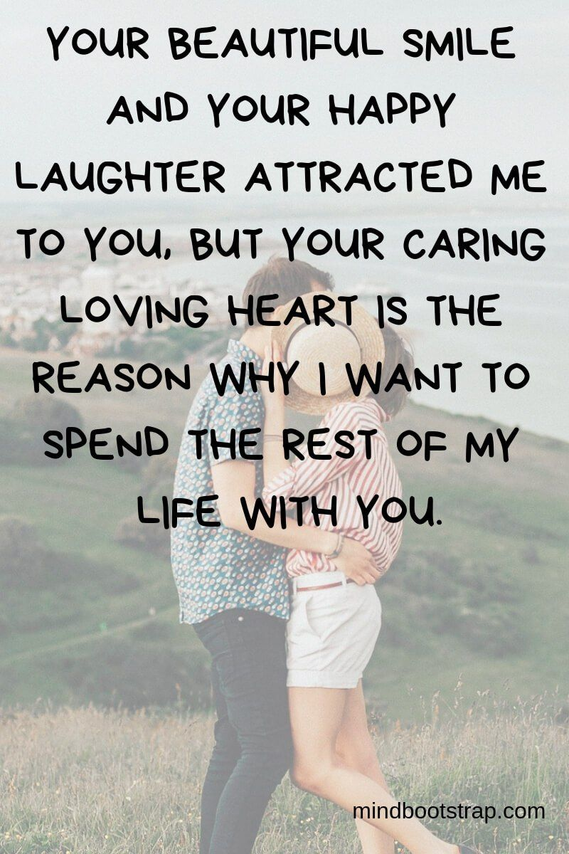 True Love Quotes Sayings For Him Or Her Your Beautiful Smile And Your Happy Laug