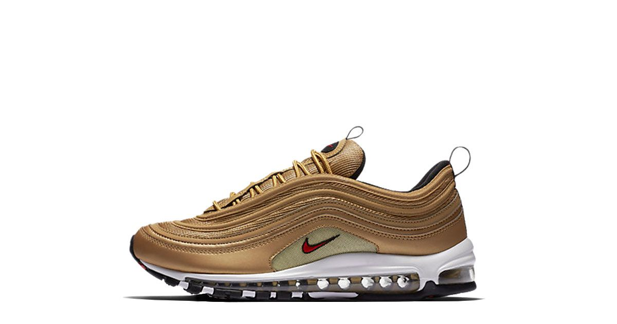 info for f4484 709a8 ... best price nike air max 97 og qs metallic gold release 17.05.2018  colorway metallic