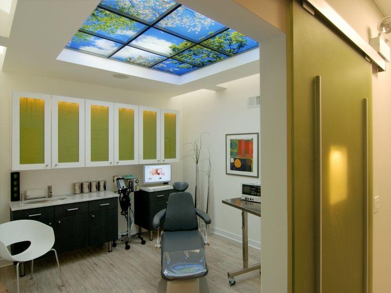 Surgery room decor