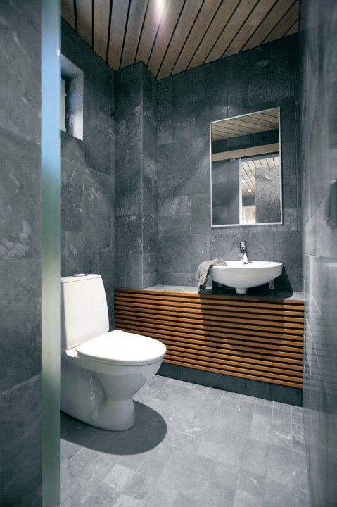 25 Modern Bathroom Design Ideas | Pinterest | Design, Modern Small
