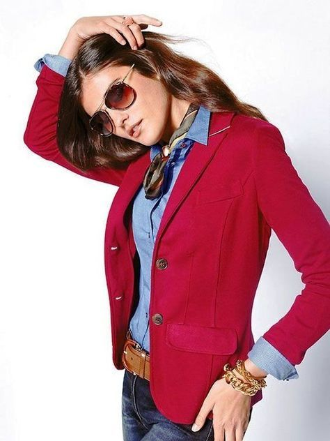 87+ Fresh Ways to Learn How to Wear a Blazer | Pouted