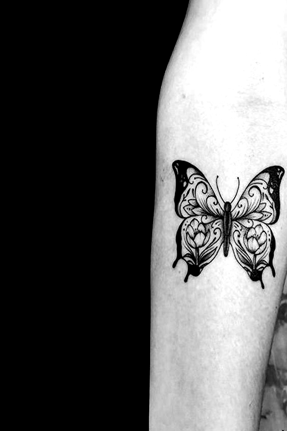 40+ Creative Butterfly Sleeve Tattoo Ideas For Men & Women | tattoo
