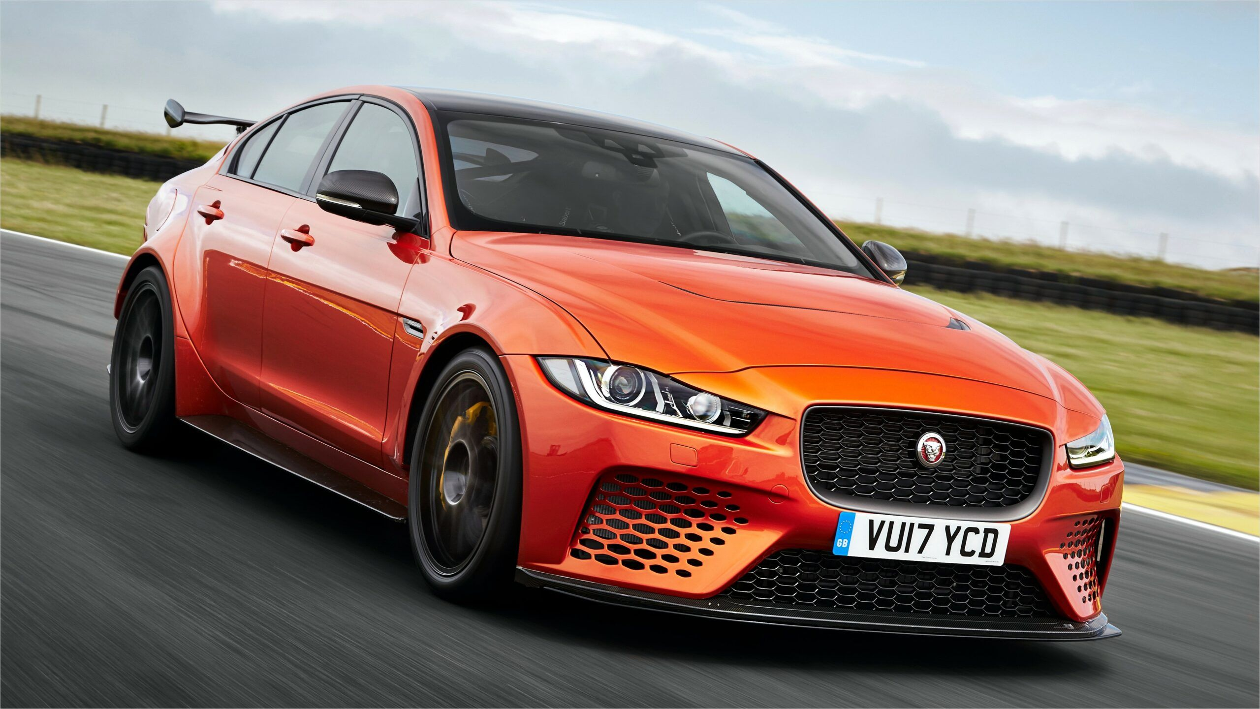 4k Wallpaper Jaguar Car In 2020 Jaguar Car Jaguar Xe Jaguar