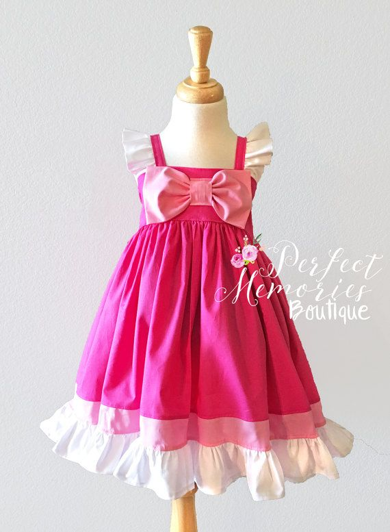 Cinderella Dress | Pink Cinderella Dress | Cinderella Birthday Party ...