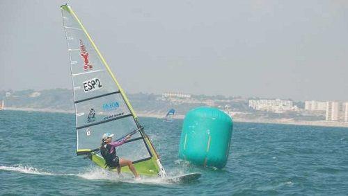 España. Campeonato de España de Windsurf 2012.